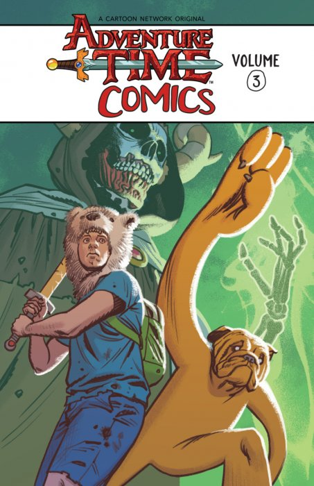 Adventure Time Comics Vol.3