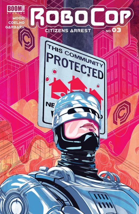 Robocop - Citizens Arrest #3