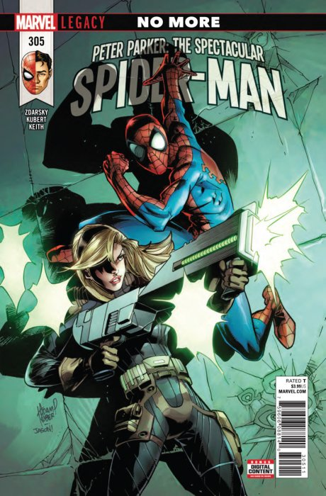 Peter Parker - The Spectacular Spider-Man #305