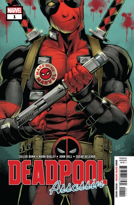 Deadpool - Assassin #1