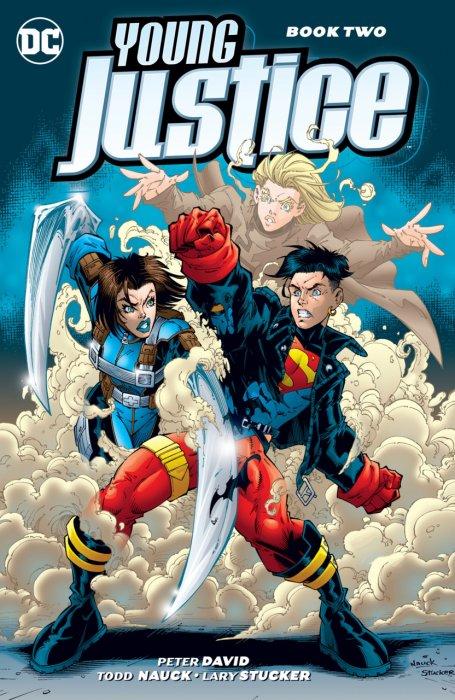 Young Justice Book 2