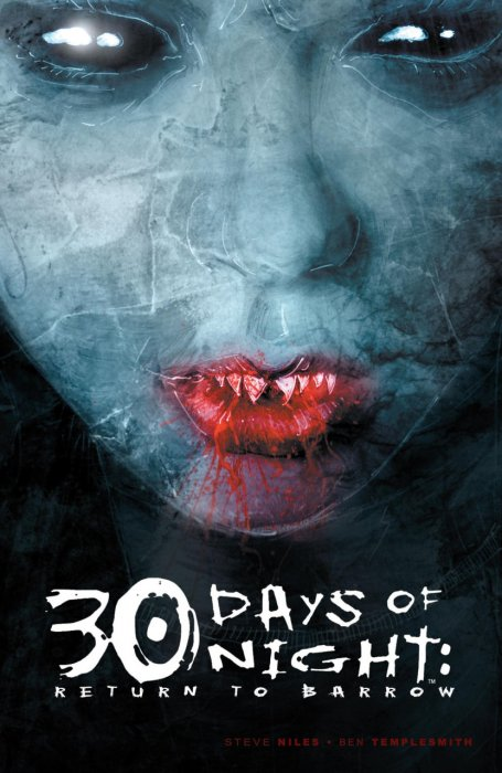 30 Days of Night - Return to Barrow #1 - TPB