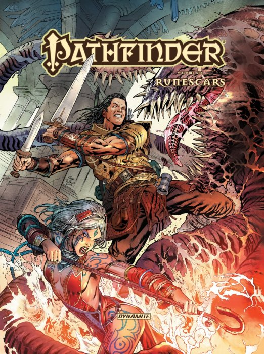 Pathfinder Vol.6 - Runescars