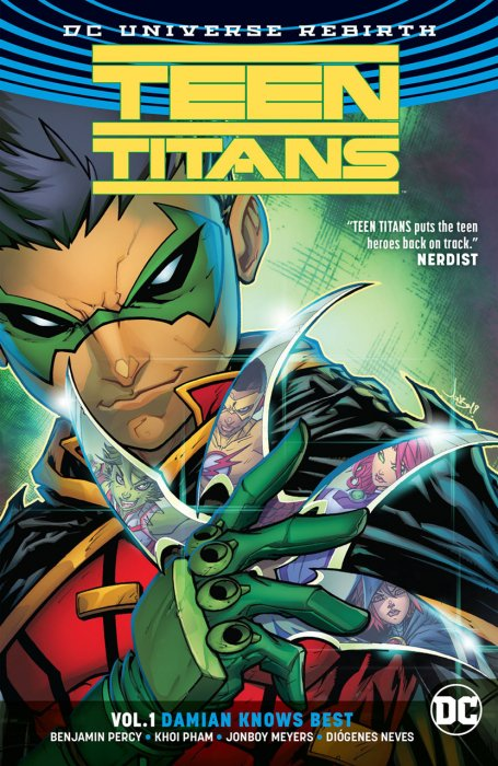 Teen Titans Vol.1 - Damian Knows Best