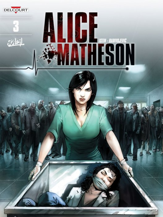Alice Matheson Vol.2 - The Killer in Me