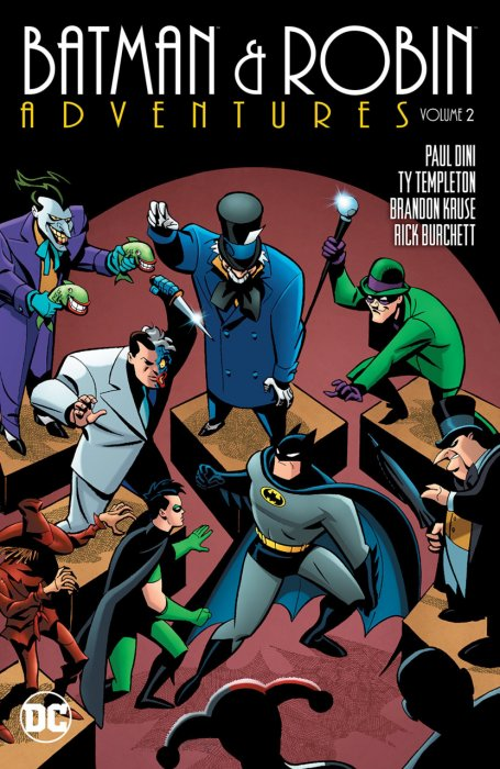 Batman & Robin Adventures Vol.2