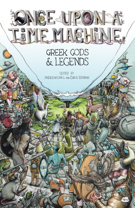 Once Upon a Time Machine #2 - Greek Gods and Legends