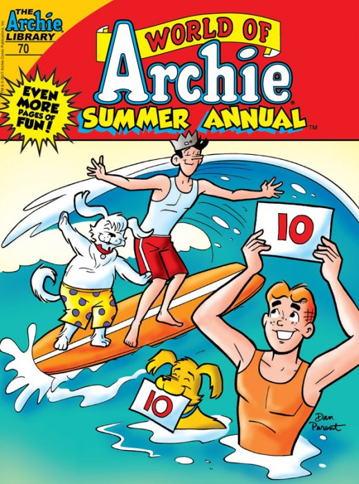 World of Archie Comics Double Digest #70