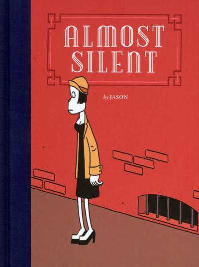 Almost Silent #1 - HC