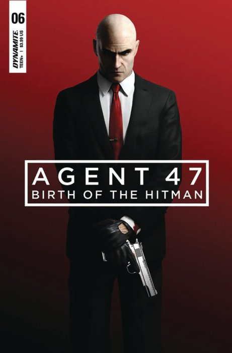 Agent 47 - Birth of the Hitman #6