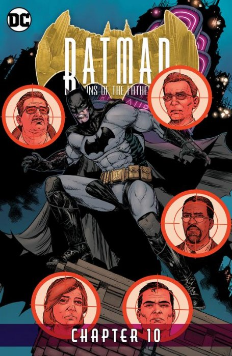 Batman - Sins of the Father #10