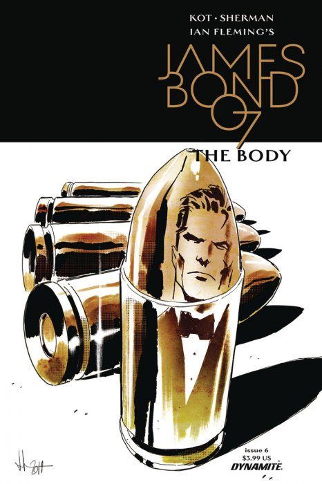 James Bond - The Body #6