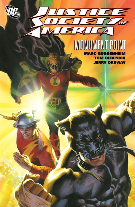 Justice Society of America - Monument Point #1