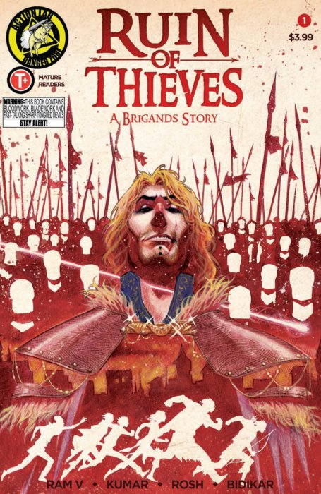 Ruin of Thieves - A Brigands Story #1