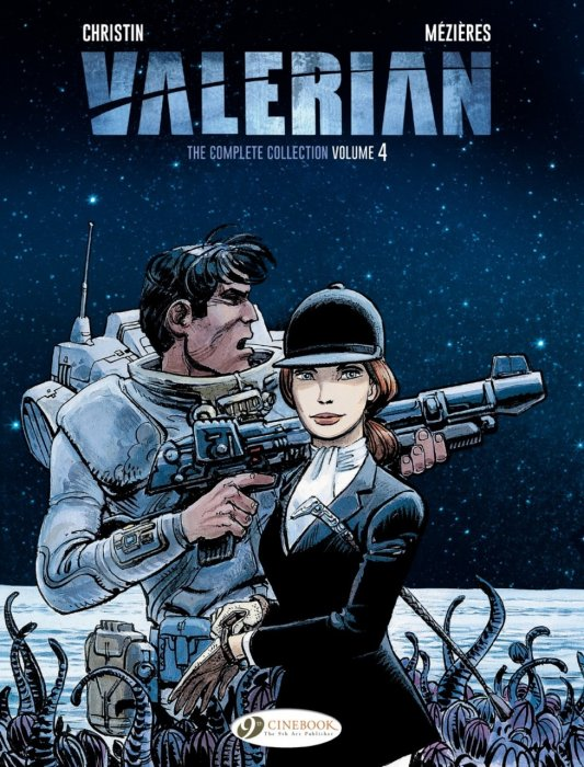 Valerian - The Complete Collection Vol.4