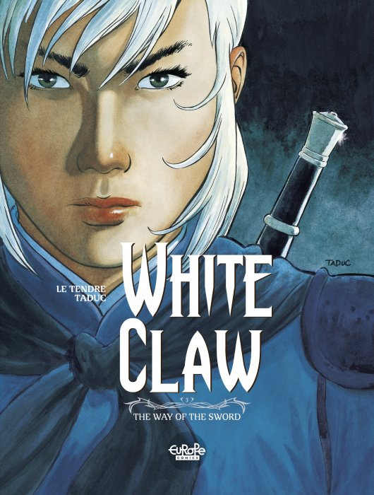 White Claw #3 - The Way of the Sword