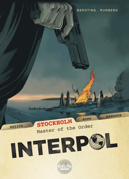 Interpol #2 - Stockholm. Master of the Order