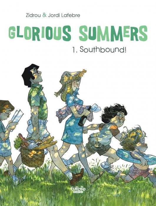 Glorious Summers #1 - Southbound