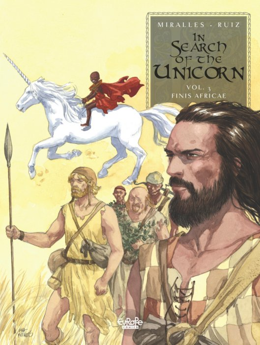 In Search of the Unicorn #3 - Finis Africae
