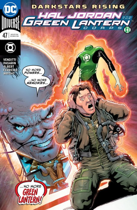 Hal Jordan and the Green Lantern Corps #47