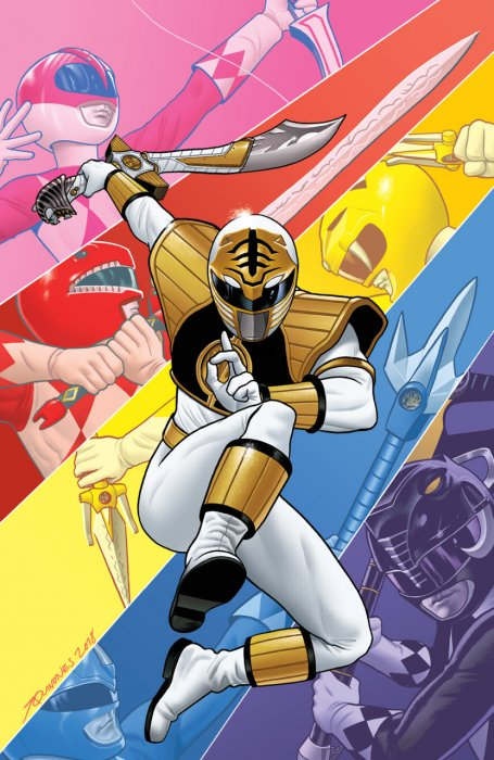 Mighty Morphin Power Rangers 25th Anniversary Special #1