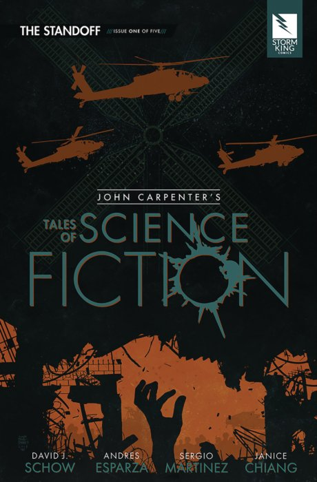 John Carpenter's Tales of Science Fiction - The Standoff #1