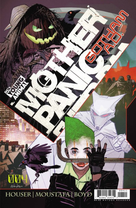 Mother Panic - Gotham A.D. #4