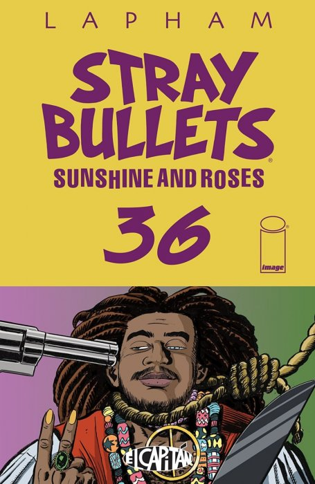 Stray Bullets - Sunshine & Roses #36
