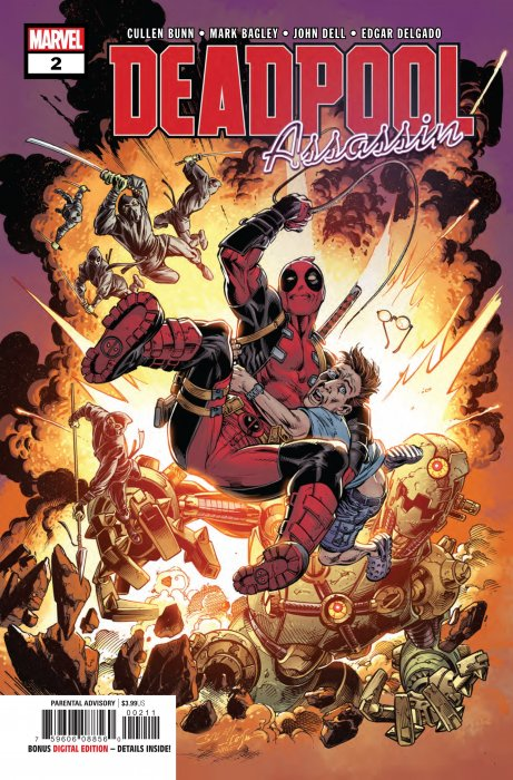 Deadpool - Assassin #2