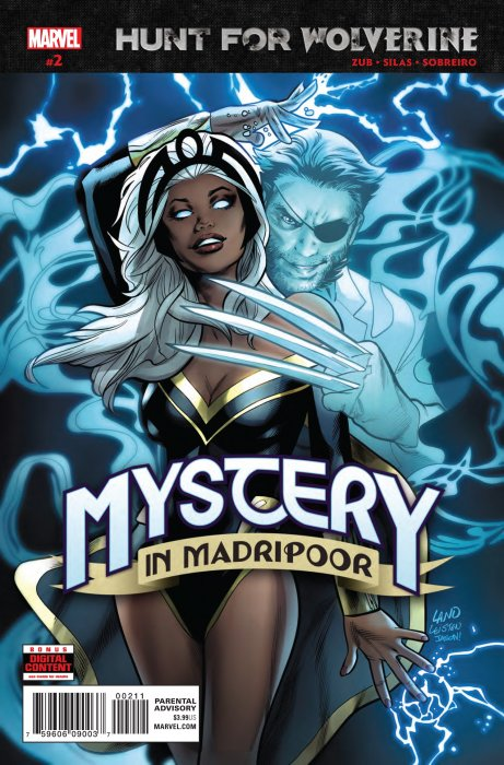 Hunt for Wolverine - Mystery in Madripoor #2