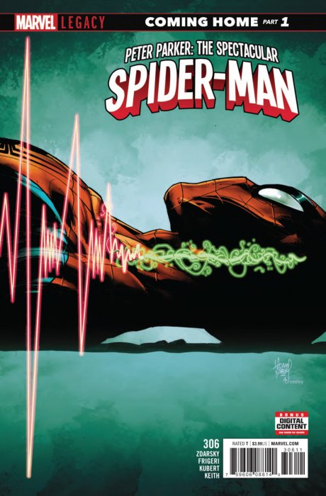 Peter Parker - The Spectacular Spider-Man #306