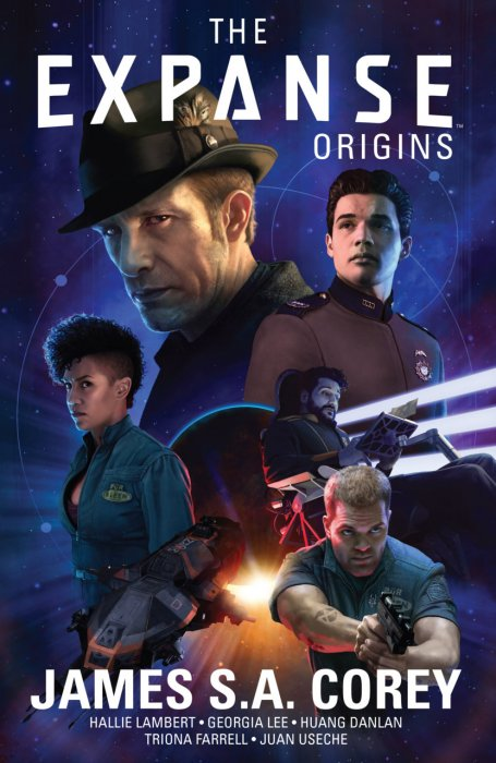 The Expanse - Origins #1 - TPB