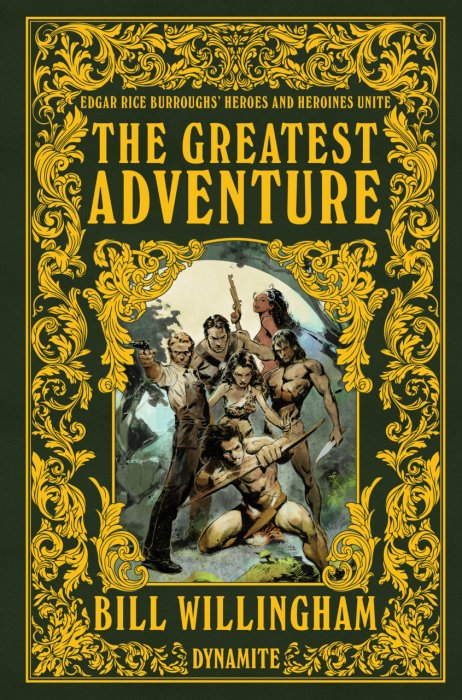The Greatest Adventure #1 - HC