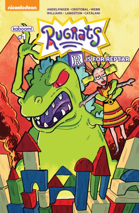 Rugrats - R is for Reptar 2018 Special #1