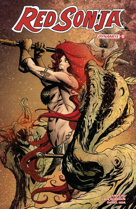 Red Sonja Vol.4 #17