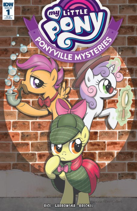 My Little Pony - Ponyville Mysteries #1