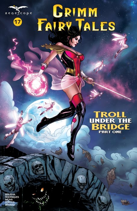 Grimm Fairy Tales Vol.2 #17