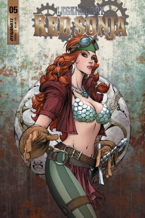 Legenderry - Red Sonja #5