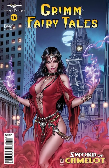 Grimm Fairy Tales Vol.2 #16