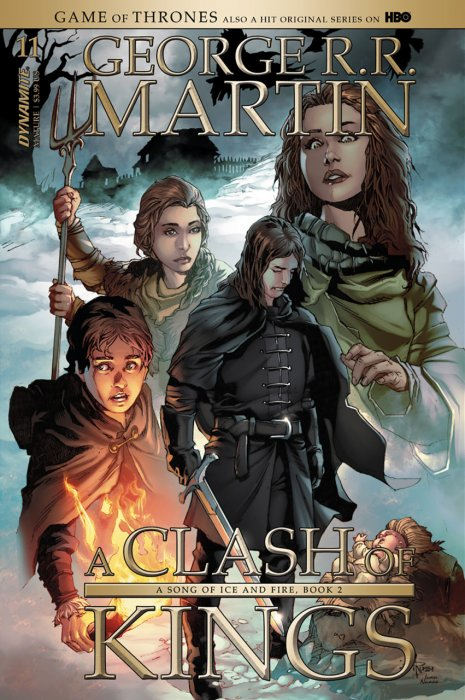 George R.R. Martin's A Clash of Kings #11