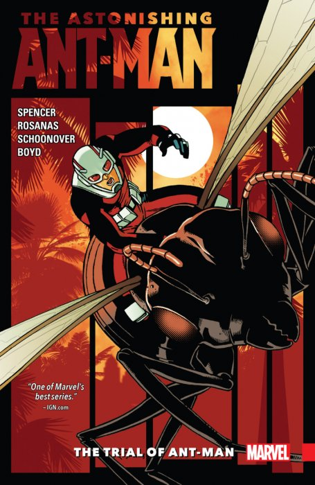 The Astonishing Ant-Man Vol.3 - The Trial of Ant-Man