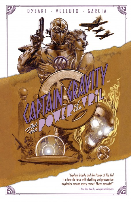 Captain Gravity - The Power of the Vril