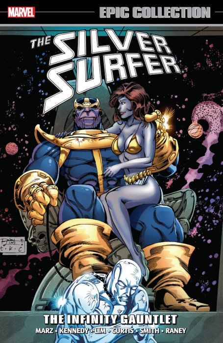 Silver Surfer Epic Collection Vol.7 - The Infinity Gauntlet