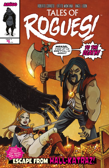 Rogues! Volume 5 #1-6 Complete