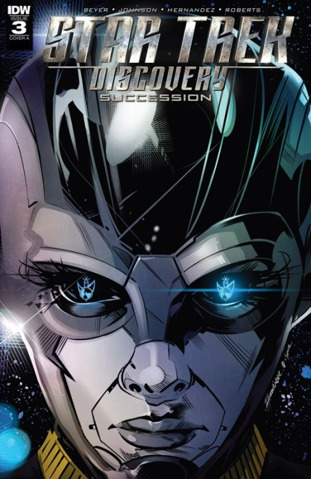 Star Trek- Discovery - Succession #3