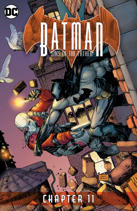 Batman - Sins of the Father #11
