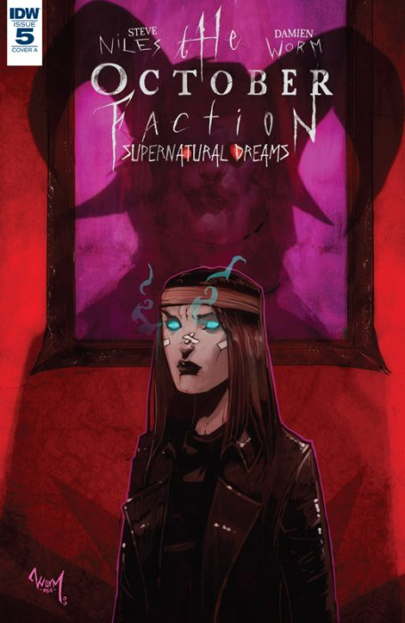 The October Faction - Supernatural Dreams #5