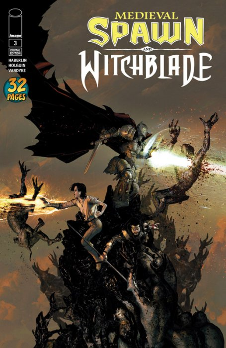 Medieval Spawn & Witchblade #3