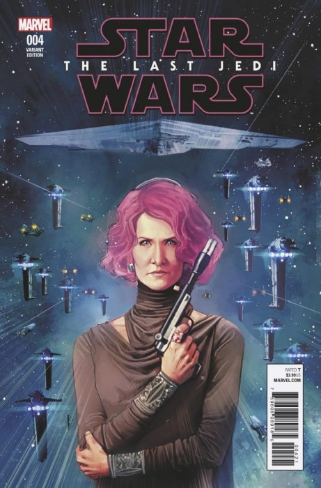 Star Wars - The Last Jedi Adaptation #4