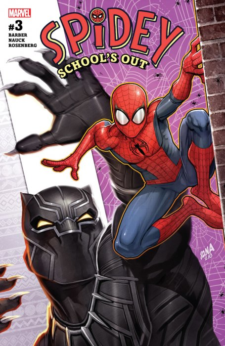 Spidey - School's Out #3